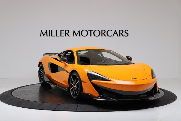 New 2019 McLaren 600LT Coupe for sale Call for price at Bugatti of Greenwich in Greenwich CT 06830 11