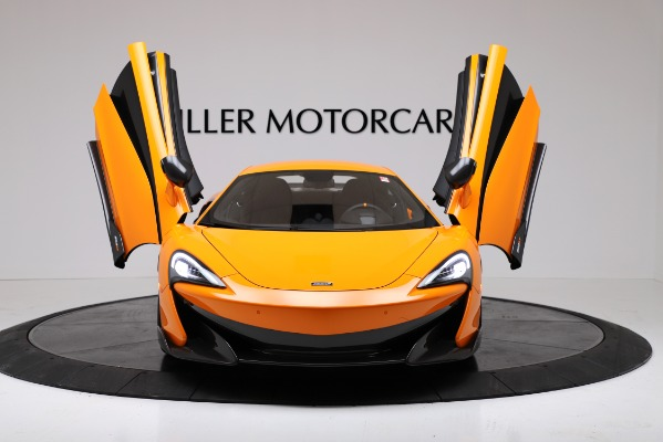New 2019 McLaren 600LT Coupe for sale Call for price at Bugatti of Greenwich in Greenwich CT 06830 13