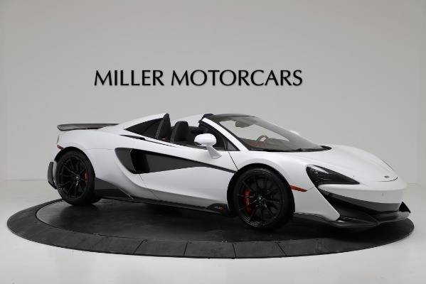 New 2020 McLaren 600LT Convertible for sale Sold at Bugatti of Greenwich in Greenwich CT 06830 10