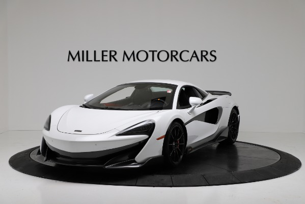 New 2020 McLaren 600LT Convertible for sale Sold at Bugatti of Greenwich in Greenwich CT 06830 13