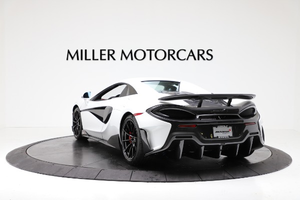 New 2020 McLaren 600LT Convertible for sale Sold at Bugatti of Greenwich in Greenwich CT 06830 15