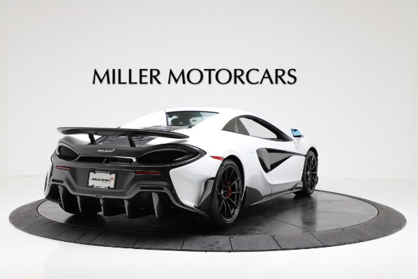 New 2020 McLaren 600LT Convertible for sale Sold at Bugatti of Greenwich in Greenwich CT 06830 16