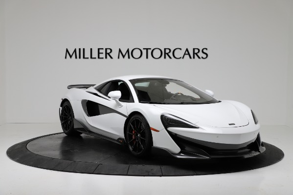 New 2020 McLaren 600LT Convertible for sale Sold at Bugatti of Greenwich in Greenwich CT 06830 18
