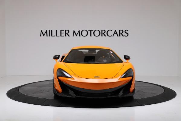 New 2019 McLaren 600LT for sale $279,310 at Bugatti of Greenwich in Greenwich CT 06830 12