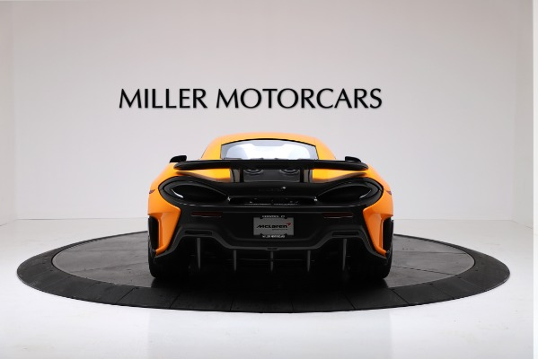 New 2019 McLaren 600LT Coupe for sale Call for price at Bugatti of Greenwich in Greenwich CT 06830 6