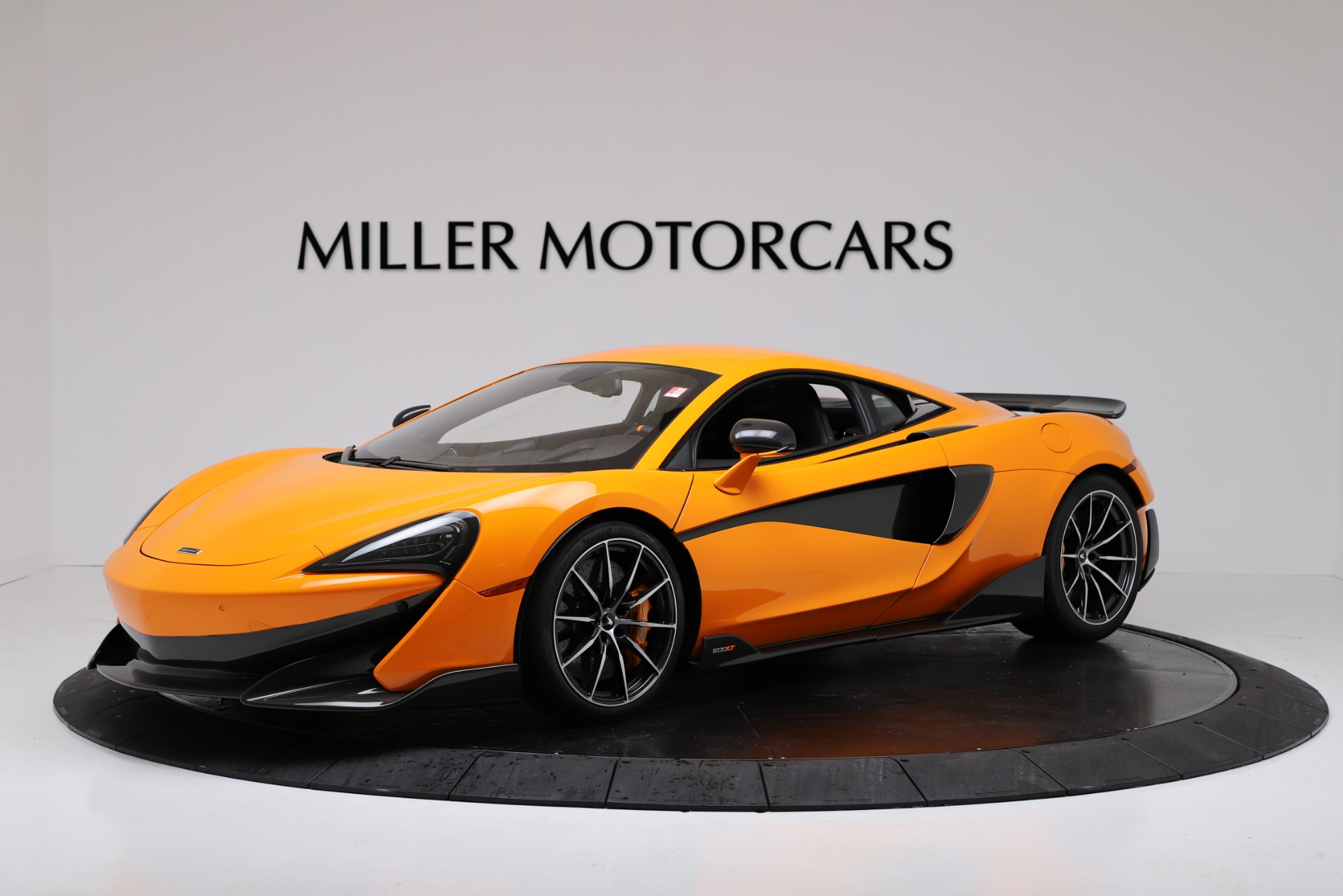 New 2019 McLaren 600LT Coupe for sale Call for price at Bugatti of Greenwich in Greenwich CT 06830 1