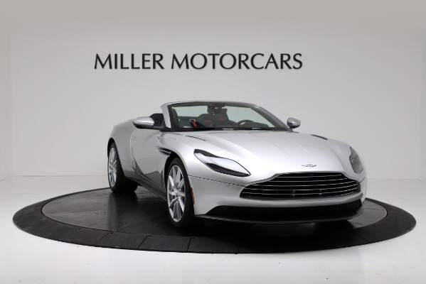 Used 2019 Aston Martin DB11 Volante for sale $204,900 at Bugatti of Greenwich in Greenwich CT 06830 11