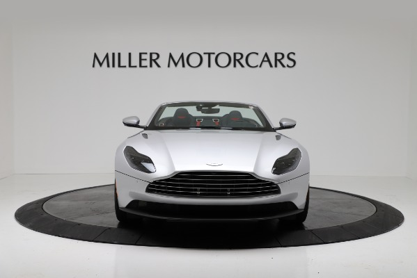 Used 2019 Aston Martin DB11 Volante for sale $204,900 at Bugatti of Greenwich in Greenwich CT 06830 12