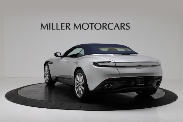 Used 2019 Aston Martin DB11 Volante for sale $204,900 at Bugatti of Greenwich in Greenwich CT 06830 15