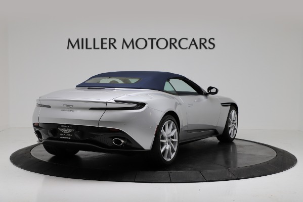 Used 2019 Aston Martin DB11 Volante for sale $204,900 at Bugatti of Greenwich in Greenwich CT 06830 16
