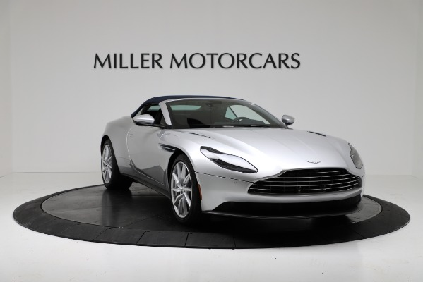 Used 2019 Aston Martin DB11 Volante for sale $204,900 at Bugatti of Greenwich in Greenwich CT 06830 18