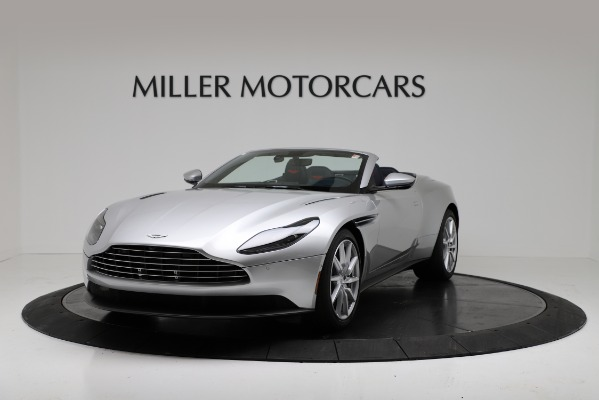 Used 2019 Aston Martin DB11 Volante for sale $204,900 at Bugatti of Greenwich in Greenwich CT 06830 2