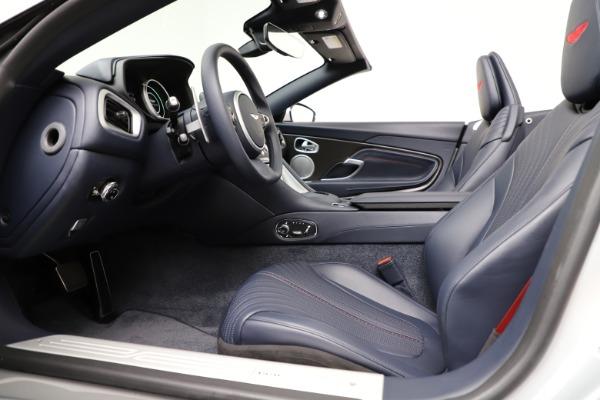 New 2019 Aston Martin DB11 V8 for sale Sold at Bugatti of Greenwich in Greenwich CT 06830 21