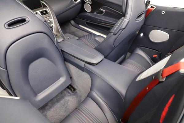 New 2019 Aston Martin DB11 V8 for sale Sold at Bugatti of Greenwich in Greenwich CT 06830 24