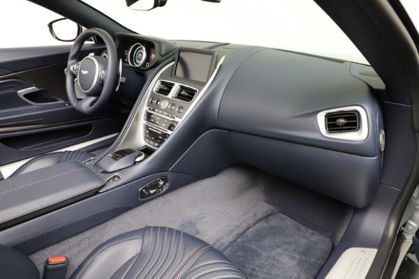 New 2019 Aston Martin DB11 V8 for sale Sold at Bugatti of Greenwich in Greenwich CT 06830 25