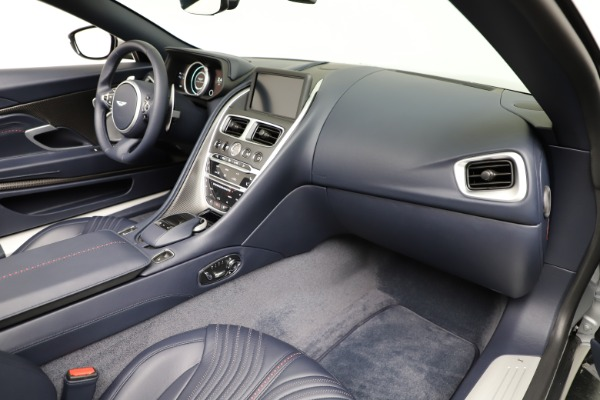 Used 2019 Aston Martin DB11 Volante for sale $204,900 at Bugatti of Greenwich in Greenwich CT 06830 25