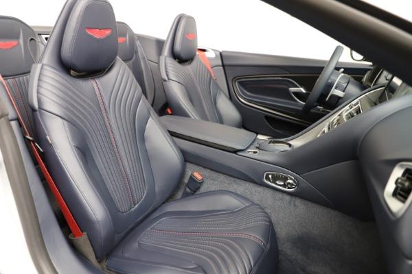 New 2019 Aston Martin DB11 V8 for sale Sold at Bugatti of Greenwich in Greenwich CT 06830 27