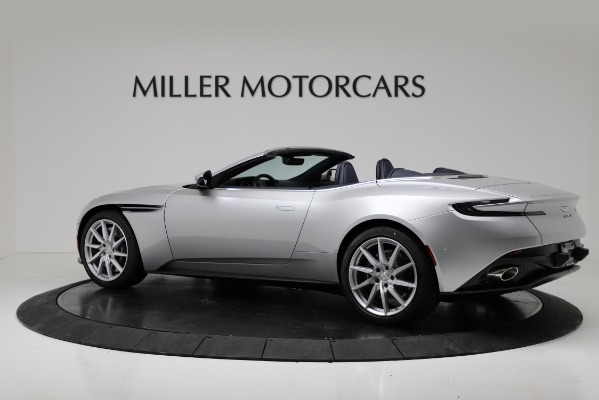 Used 2019 Aston Martin DB11 Volante for sale $204,900 at Bugatti of Greenwich in Greenwich CT 06830 4