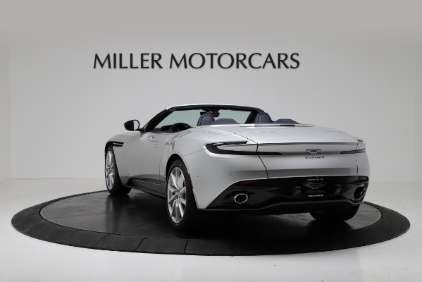 Used 2019 Aston Martin DB11 Volante for sale $204,900 at Bugatti of Greenwich in Greenwich CT 06830 5