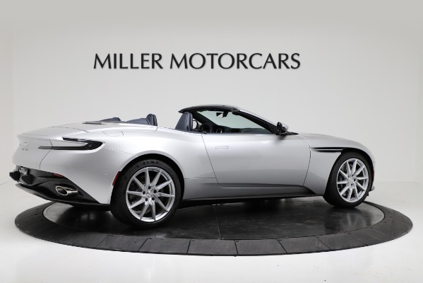 Used 2019 Aston Martin DB11 Volante for sale $204,900 at Bugatti of Greenwich in Greenwich CT 06830 8