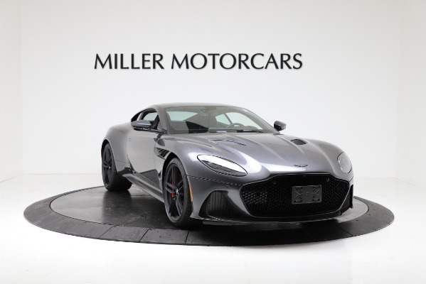 New 2019 Aston Martin DBS Superleggera Coupe for sale $354,221 at Bugatti of Greenwich in Greenwich CT 06830 10
