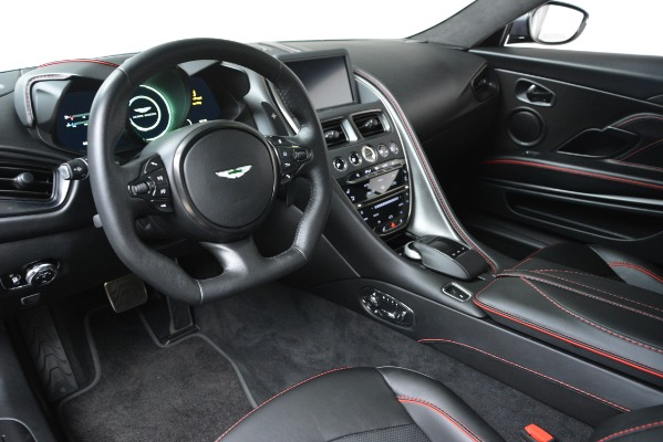 New 2019 Aston Martin DBS Superleggera Coupe for sale $354,221 at Bugatti of Greenwich in Greenwich CT 06830 11