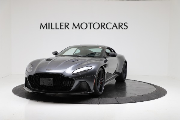 New 2019 Aston Martin DBS Superleggera Coupe for sale $354,221 at Bugatti of Greenwich in Greenwich CT 06830 2