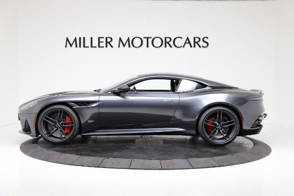 New 2019 Aston Martin DBS Superleggera Coupe for sale $354,221 at Bugatti of Greenwich in Greenwich CT 06830 3