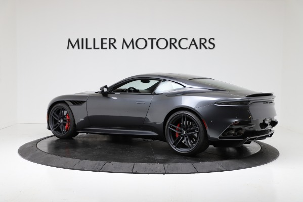 New 2019 Aston Martin DBS Superleggera Coupe for sale $354,221 at Bugatti of Greenwich in Greenwich CT 06830 4