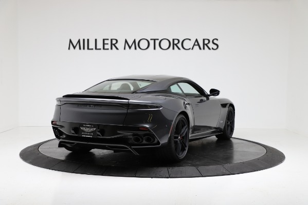 New 2019 Aston Martin DBS Superleggera Coupe for sale $354,221 at Bugatti of Greenwich in Greenwich CT 06830 6