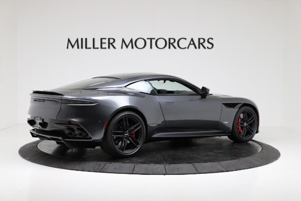 New 2019 Aston Martin DBS Superleggera Coupe for sale $354,221 at Bugatti of Greenwich in Greenwich CT 06830 7