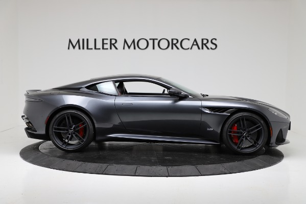 New 2019 Aston Martin DBS Superleggera Coupe for sale $354,221 at Bugatti of Greenwich in Greenwich CT 06830 8