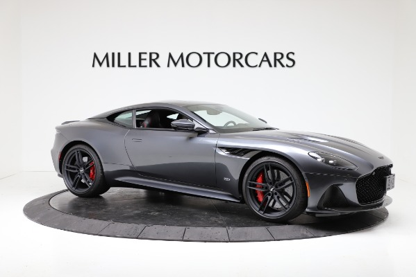 New 2019 Aston Martin DBS Superleggera Coupe for sale $354,221 at Bugatti of Greenwich in Greenwich CT 06830 9