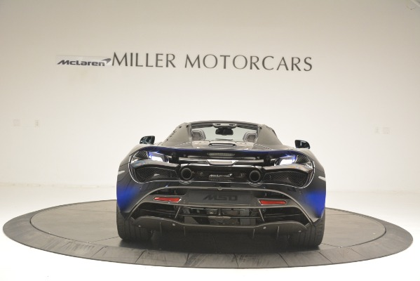 New 2020 McLaren 720s Spider for sale Sold at Bugatti of Greenwich in Greenwich CT 06830 13