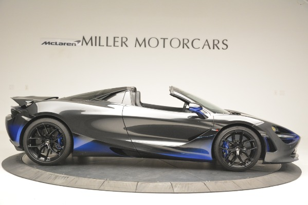 New 2020 McLaren 720s Spider for sale Sold at Bugatti of Greenwich in Greenwich CT 06830 15