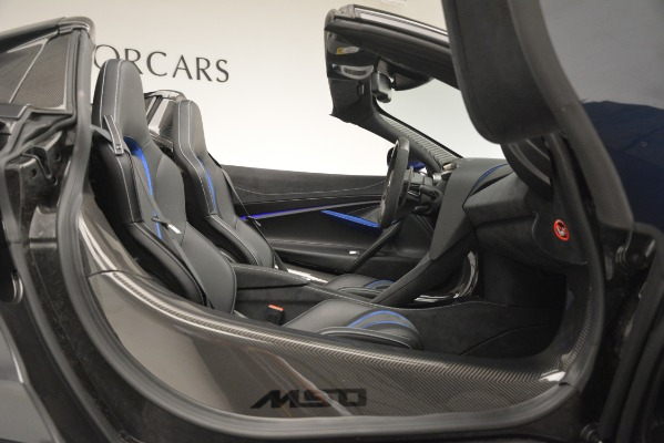 New 2020 McLaren 720s Spider for sale Sold at Bugatti of Greenwich in Greenwich CT 06830 23