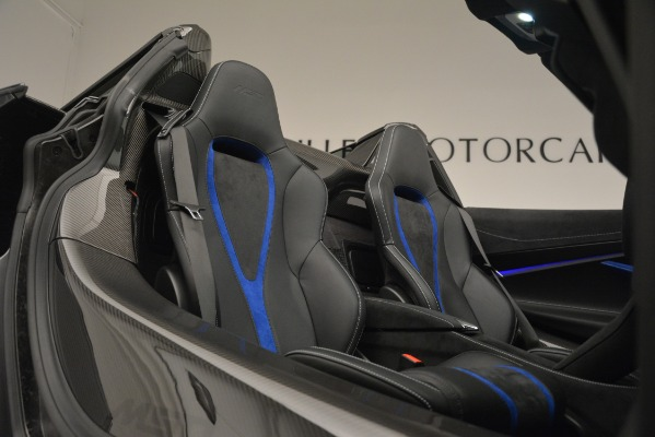 New 2020 McLaren 720s Spider for sale Sold at Bugatti of Greenwich in Greenwich CT 06830 25
