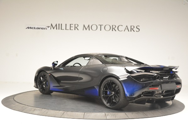 New 2020 McLaren 720s Spider for sale Sold at Bugatti of Greenwich in Greenwich CT 06830 4