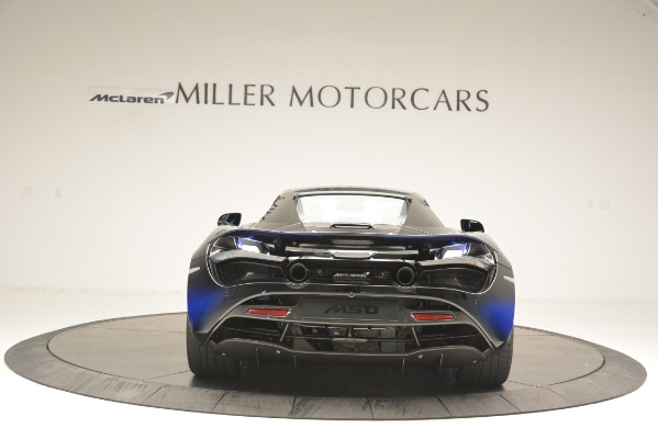 New 2020 McLaren 720s Spider for sale Sold at Bugatti of Greenwich in Greenwich CT 06830 5