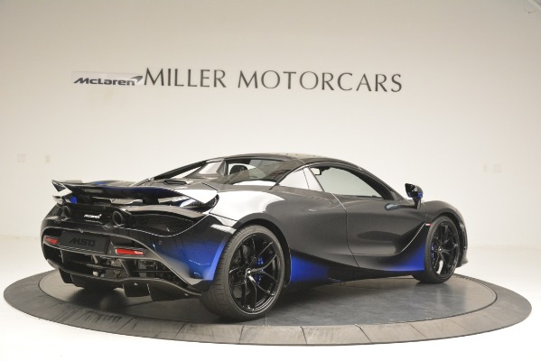 New 2020 McLaren 720s Spider for sale Sold at Bugatti of Greenwich in Greenwich CT 06830 6