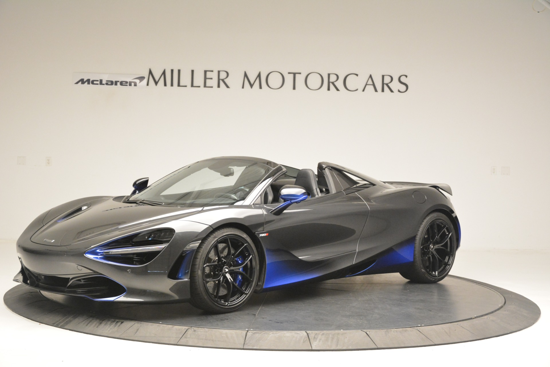 New 2020 McLaren 720s Spider for sale Sold at Bugatti of Greenwich in Greenwich CT 06830 1