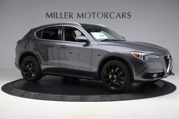 New 2019 Alfa Romeo Stelvio Ti Q4 for sale Sold at Bugatti of Greenwich in Greenwich CT 06830 10