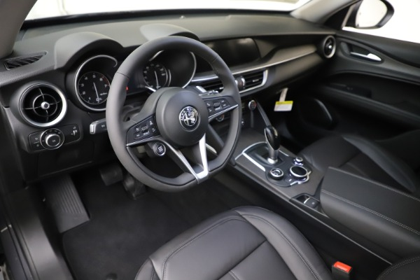 New 2019 Alfa Romeo Stelvio Ti Q4 for sale Sold at Bugatti of Greenwich in Greenwich CT 06830 13