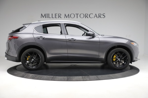 New 2019 Alfa Romeo Stelvio Ti Q4 for sale Sold at Bugatti of Greenwich in Greenwich CT 06830 9