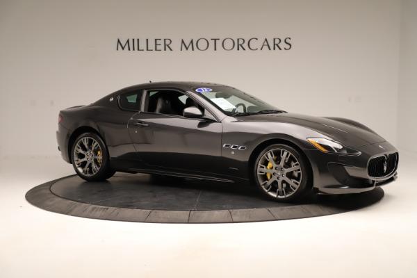 Used 2013 Maserati GranTurismo Sport for sale Sold at Bugatti of Greenwich in Greenwich CT 06830 10