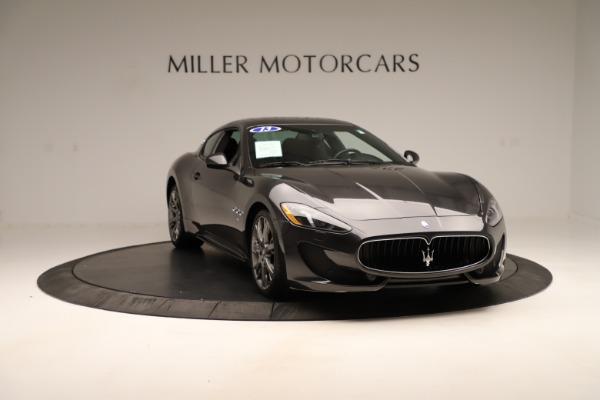 Used 2013 Maserati GranTurismo Sport for sale Sold at Bugatti of Greenwich in Greenwich CT 06830 11
