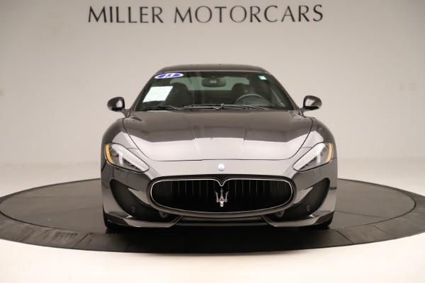Used 2013 Maserati GranTurismo Sport for sale Sold at Bugatti of Greenwich in Greenwich CT 06830 12