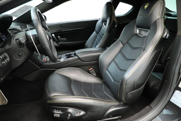Used 2013 Maserati GranTurismo Sport for sale Sold at Bugatti of Greenwich in Greenwich CT 06830 15