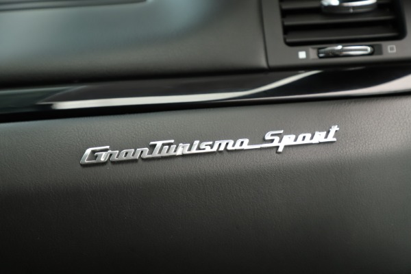 Used 2013 Maserati GranTurismo Sport for sale Sold at Bugatti of Greenwich in Greenwich CT 06830 23