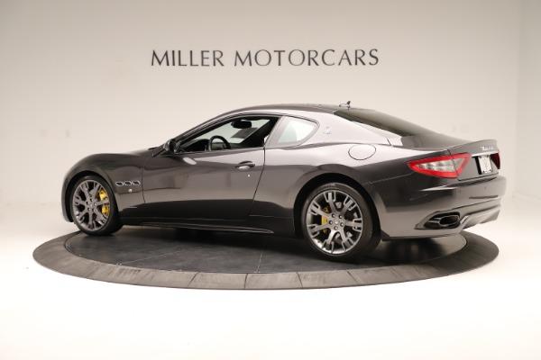 Used 2013 Maserati GranTurismo Sport for sale Sold at Bugatti of Greenwich in Greenwich CT 06830 4